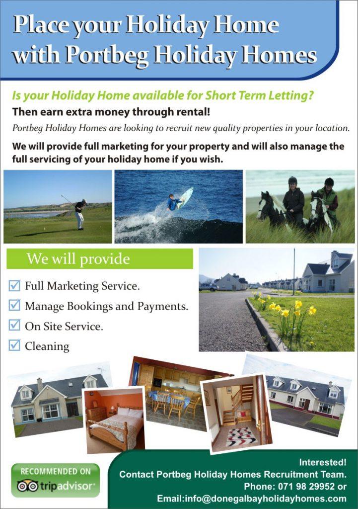 Portbeg Rental Opportunities